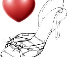 Love honor and shoes