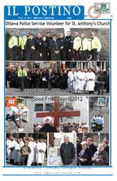 Il Postino, April 2012 issue