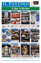 Il Postino, January 2012 issue