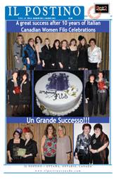 Il Postino, March 2012 issue