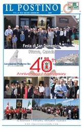 Il Postino, May 2012 issue