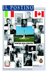 Il Postino, November 2001 issue