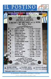 Il Postino, November 2010 issue