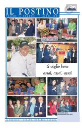 Il Postino, April 2002 issue