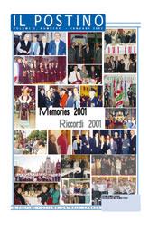 Il Postino, January 2002 issue