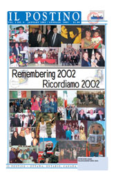 Il Postino, January 2003 issue