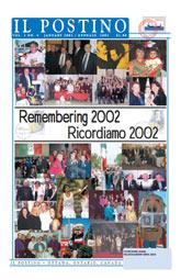 Il Postino, January 2003 issue