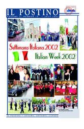Il Postino, July 2002 issue