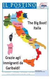 Il Postino, April 2005 issue