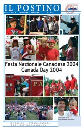 Il Postino, August 2004 issue
