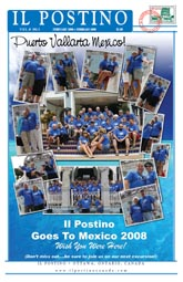 Il Postino, February 2008 issue