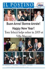 Il Postino, January 2005 issue