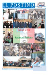 Il Postino, July 2003 issue