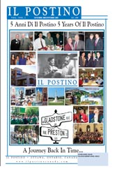 Il Postino, October 2005 issue