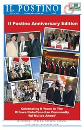 Il Postino, October 2008 issue