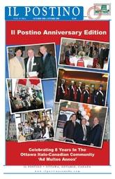 Il Postino, October 2008 issue
