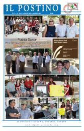 Il Postino, August 2012 issue