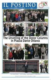 Il Postino, October 2012 issue