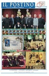 Il Postino, December 2012 issue