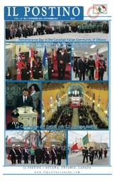 Il Postino, November 2012 issue