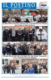 Il Postino, April 2013 issue