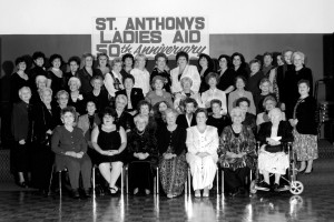 Ladies Aid 50th Anniversary