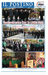 Il Postino, November 2013 issue