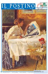 Il Postino, April 2007 issue