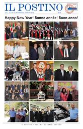 Il Postino, January 2014 issue