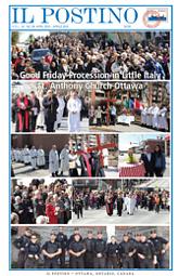 Il Postino, April 2015 issue
