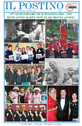 Il Postino, January 2015 issue