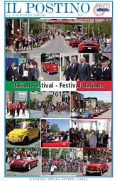 Il Postino, June 2015 issue