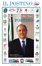 Il Postino, December 2015 issue