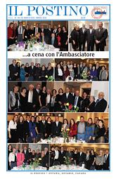 Il Postino, March 2016 issue