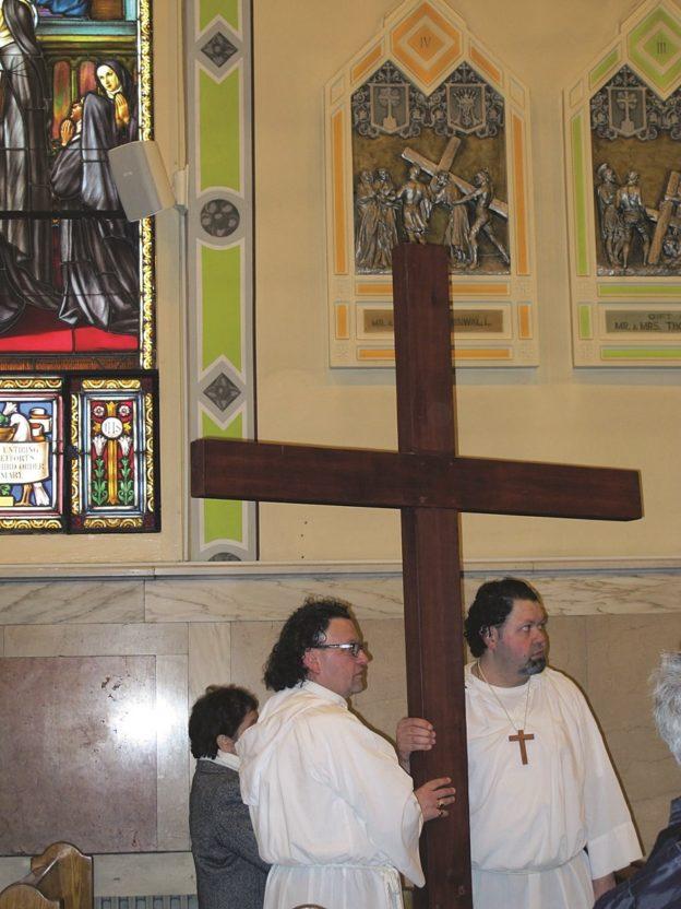 St Anthony Easter 1