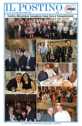 Il Postino, May 2016 issue