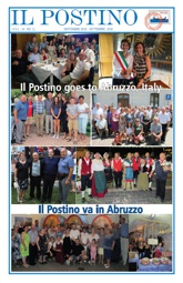 Il Postino, September 2016 issue